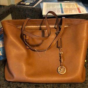 Michael kora work bag